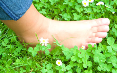 """Don't Rely on """"Luck o' the Irish"""" for Your Fungal Toenails!"""