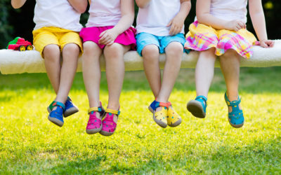 Why Children's Foot Care is Important