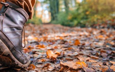 Avoid Heel Pain While Hiking